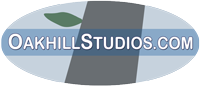 Link to the website designer Oakhill Studios